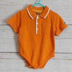 Roots Baby Golf Shirt Bodysuit 18-24m